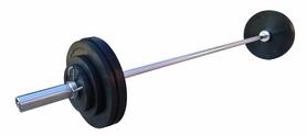 Штанга наборная RN Sport, 80 кг (RN_OB080)