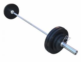 Штанга наборная RN Sport, 105 кг (RN_OB105)