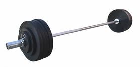 Штанга наборная RN Sport, 125 кг (RN_OB125)