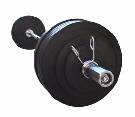 Штанга наборная RN Sport, 145 кг (RN_OB145)