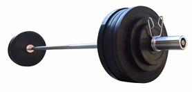 Штанга наборная RN Sport, 165 кг (RN_OB165)