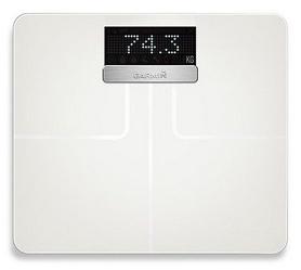 Весы напольные Garmin Index Smart Scale, белые (010-01591-11)