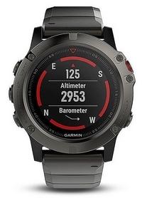 Часы спортивные Garmin fenix 5X Sapphire (010-01733-03)