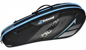 Чехол для ракеток Babolat RH Expandable Team Line 751156/136 UNIQ, синий (3324921640419)