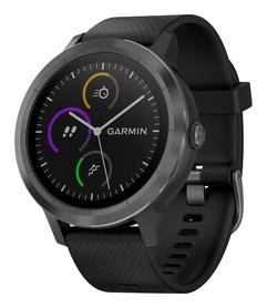 Смарт-часы Garmin Vivoactive 3, черные (010-01769-12)
