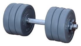 Гантель наборная RN Sport Gray, 9 кг