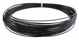 Струны теннисные Babolat Origin Black 2018 - черные, 125 см / 12 м (241126/105)