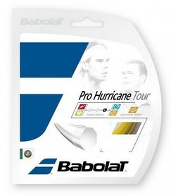 Струны теннисные Babolat Pro Hurricane Tour 2018, 130 см / 12 м (241102/113)