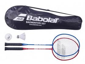 Набор для бадминтона (2 ракетки, 2 волана) Babolat Badminton Leisure Kit X2 620100/100, №0 (3324921580999)