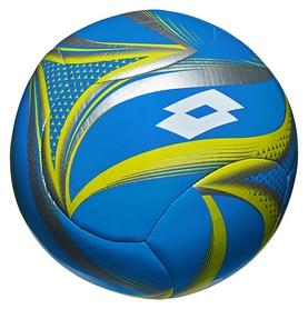 Мяч для пляжного футбола Lotto Ball B3 Spider 1000 5 T4430/T4432 SS-18 - голубой, №5 (8059136828301)