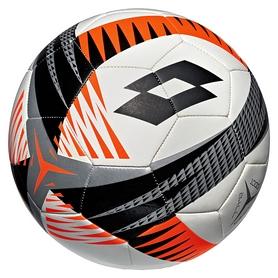 Мяч футбольный Lotto Ball Fb 1000 IV 5 T3695/T3713 SS-18 - оранжевый, №5 (8059136777890)