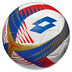 Мяч футбольный Lotto Ball Fb 1000 IV 5 T3696/T3714 SS-18 - красный, №5 (8059136777906)