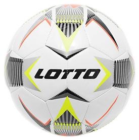 Мяч футбольный Lotto Ball Fb 1000 IV 5 T6854/T6864 FW-18 - желтый, №5 (8059136980726)