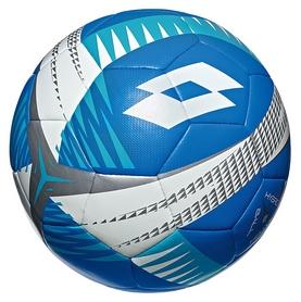 Мяч футбольный Lotto Ball Fb 300 5 T3681/T3699 SS-18 - голубой, №5 (8059136777753)