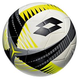 Мяч футбольный Lotto BALL FB 300 5 T3682/T3700 SS-18 - черный, №5 (8059136777760)