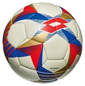 Мяч футбольный Lotto Ball Fb 500 III 4 T3684/T3702 SS-18 - красный, №4 (8059136777784)