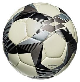 Мяч футбольный Lotto Ball Fb 500 III 4 T3686/T3704 SS-18 - серый, №4 (8059136777807)