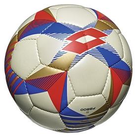 Мяч футбольный Lotto Ball Fb 500 III 5 T3687/T3705 SS-18 - красный, №5 (8059136777814)