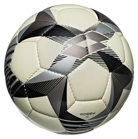Мяч футбольный Lotto Ball Fb 500 III 5 T3689/T3707 SS-18 - серый, №5 (8059136777838)