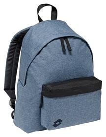 Рюкзак городской Lotto Backpack Record III Mlg T3754/T3773 SS-18, синий (8059136778910)