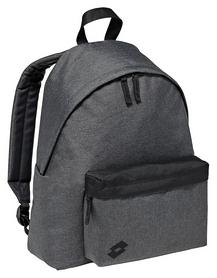 Рюкзак городской Lotto Backpack Record III Mlg T3753/T3772 SS-18, темно-серый (8059136778903)