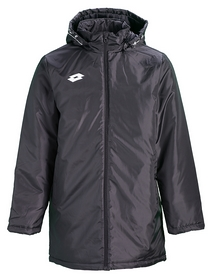 Куртка мужская Lotto Jacket Pad Delta Plus T5544 ТВ, черная (T5544)