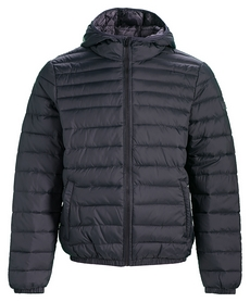 Куртка мужская Lotto Jonah IV Bomber Hd Pad T5491 FW-18, черная (T5491)