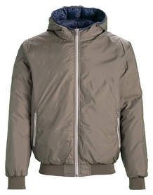 Куртка мужская Lotto Jonah IV Bomber Hd Twin T5492 FW-18, зеленая (T5492)