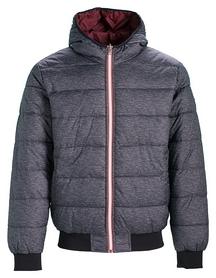 Куртка мужская Lotto Jonah IV Bomber Hd Twin T5494 FW-18, серая (T5494)
