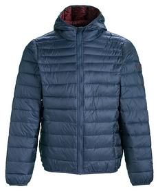 Куртка мужская Lotto Jonah IV Bomber Light Pad T5496 FW-18, синяя (T5496)