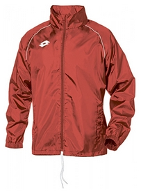 Ветровка мужская Lotto Jacket Delta Wn S9810 ТВ, красная (S9810)