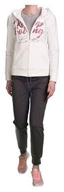 Костюм спортивный женский Lotto Meryl Vi Suit Hd Rib W T3301 SS-18, белый (T3301)