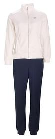 Костюм спортивный женский Lotto Meryl Vi Suit Rib Pl W T3314 SS-18, синий (T3314)