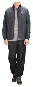 Костюм спортивный Lotto Devin V Suit Cuff Db S8727 FW-17, серый (S8727)