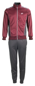 Костюм спортивный Lotto Mason Vii Suit Rib Bs Pl T5445 FW-18, красный (T5445)