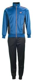 Костюм спортивный Lotto Mason Vii Suit Rib Bs Pl T5447 FW-18, голубой (T5447)