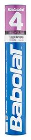 Воланы для бадминтона перьевые Babolat Feather Shuttle Babolat 4 551020/101, 12 шт (3324921339061)