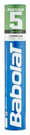 Воланы для бадминтона перьевые Babolat Feather Shuttle Babolat 5 551019/101, 12 шт (3324921337951)