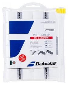 Набор намоток для теннисной ракетки Babolat Pro Team SP X12 654011/101, 12 шт (3324921393551)
