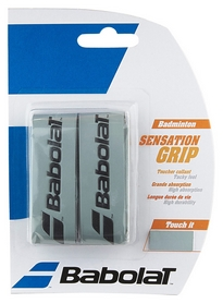 Намотка для бадминтонной ракетки Babolat Grip Sensation X2 670050/108, 2 шт (3324921325224)