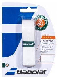 Намотка для теннисной ракетки (грип) Babolat Syntec Pro RG/FO X1 670035/101 (3324921161518)