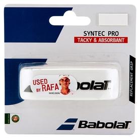 Намотка для теннисной ракетки (грип) Babolat Syntec Pro X1 670051/101 (3324921393803)