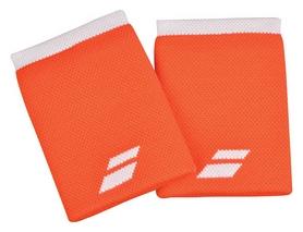 Повязка на кисть (напульсник) Babolat Wristband Logo Jumbo 5US18262/6004, оранжевая (3324921604497)