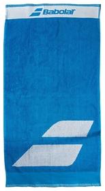 Полотенце Babolat Medium Towel 5US18391/4014, сине-белое (3324921586953)