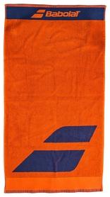 Полотенце Babolat Medium Towel 5US18391/6006, оранжево-синее (3324921586960)