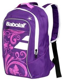 Рюкзак спортивный детский Babolat Backpack Junior Club 753051/159 - фиолетовый, 11 л (3324921509266)