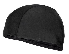 Шапочка для плавания Spokey Lycras, черная (MC834338)