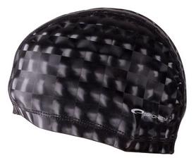Шапочка для плавания Spokey Torpedo 3D, черная (MC837547)