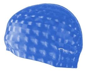 Шапочка для плавания Spokey Torpedo 3D, синяя (MC837548)