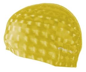 Шапочка для плавания Spokey Torpedo 3D, желтая (MC837550)